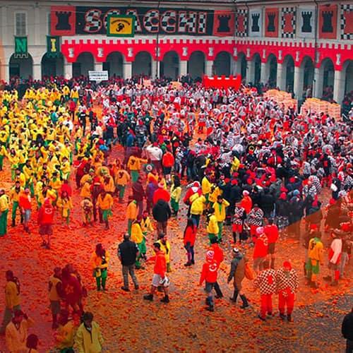 Il Carnevale di Ivrea in 10 punti