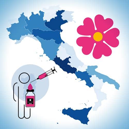 Coronavirus, le vaccinazioni in Italia regione per regione