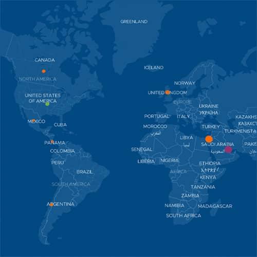 Coronavirus: le vaccinazioni nel mondo