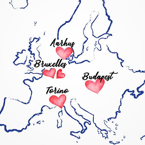 Erasmus Love - L'amore ai tempi dell'europa unita