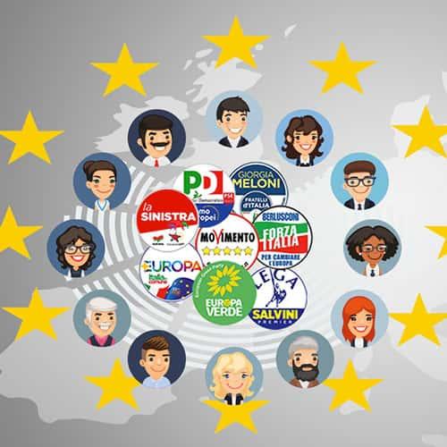 EuroPartitometro: gioca, rispondi e scopri che elettore sei