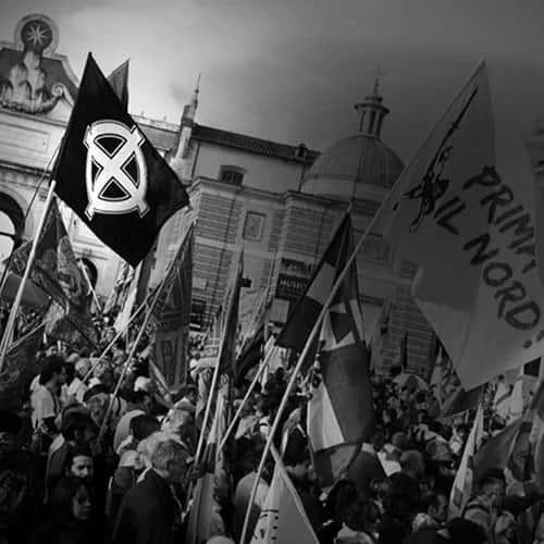 I demoni di Salvini: I postnazisti e la Lega