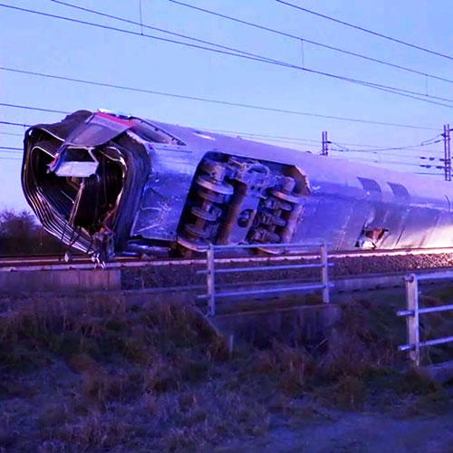 Treno deraglia a Lodi: cosa è successo