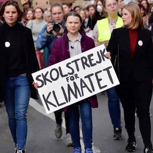 La grande onda per il clima