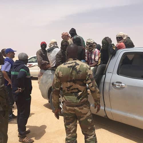 Dossier: Niger