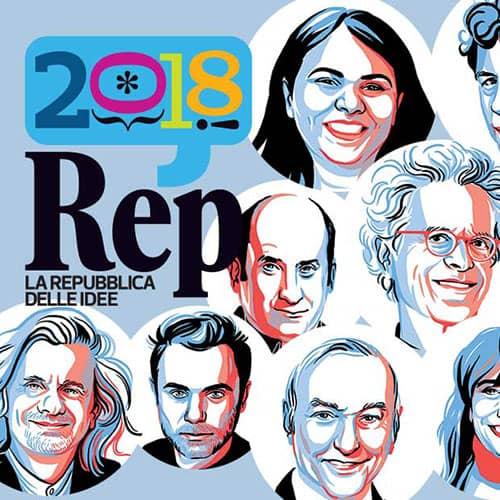 Repubblica delle Idee 2018: Che fine ha fatto il futuro?