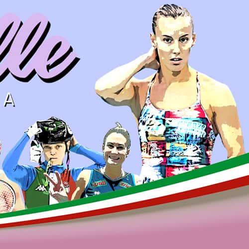 Sorelle d'Italia: vita e passioni delle campionesse azzurre