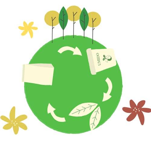 Dalla terra alla terra: come la bioplastica può salvare il pianeta