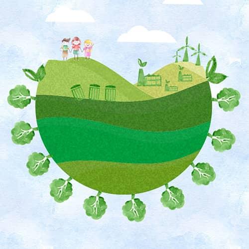 Un girotondo per salvare la Terra