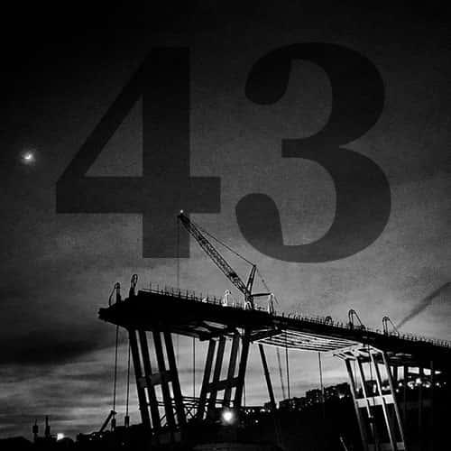 Quarantatré, le vittime del ponte Morandi